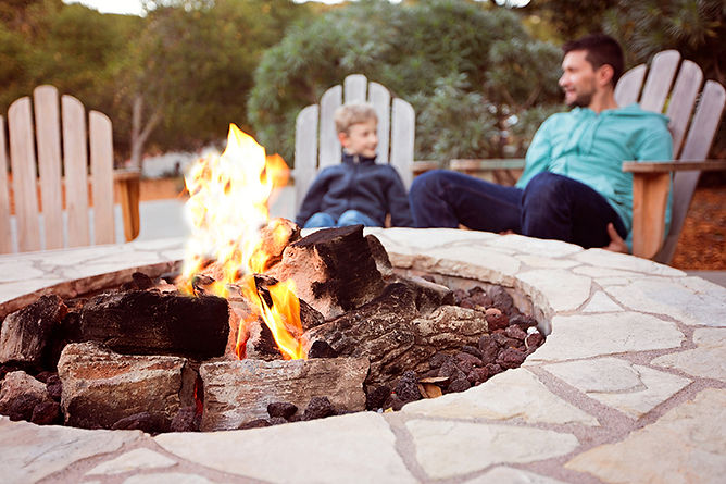 Backyard Safety Tips Firepit, backyard safety tips, keep your backyard safe, summer safety, pool safety, grill safety, backyard party safety