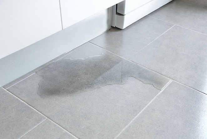 flooring water damage tips stained floor