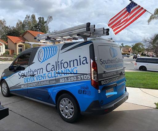 van, clothes dryer vent cleaning, clogged dryer vents, dryer vent fire hazards
