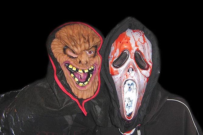 Halloween Safety Myths Halloween Masks, halloween safety myths, halloween truths, trick-or-treat safety, trick-or-treat myths