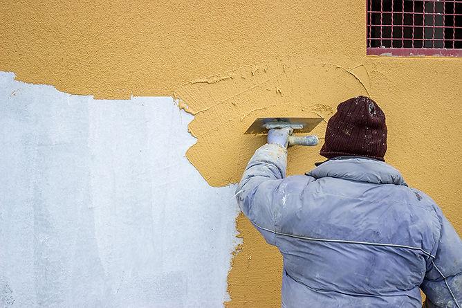 applying stucco, repair water damaged stucco, stucco water damage causes, how to fix stucco, signs of water damage in stucco