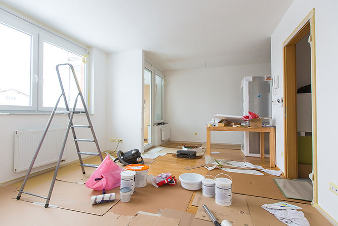 home renovation, buying a fire damaged home, pros and cons of buying a fire damaged property, buy a house with fire damage, Buy a house with smoke damage