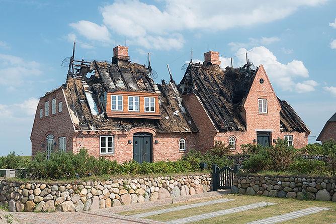 large fire damaged home, buying a fire damaged home, pros and cons of buying a fire damaged property, buy a house with fire damage, Buy a house with smoke damage