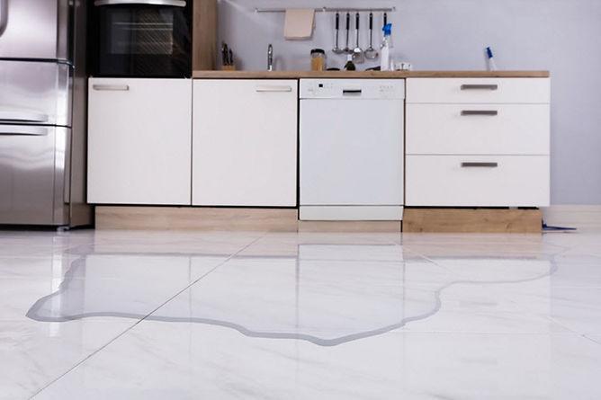 flooring water damage tips tiled floors