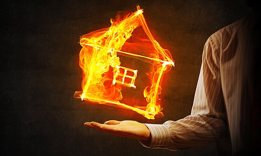 fire-proof house tips, fire resistant home, house fire prevention, fire proof your home