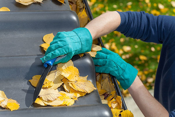 fall home maintenance tasks roof check