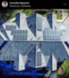 transform power solar installation