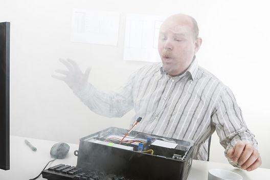 Clean Smoke Damaged Electronics, ways to fix smoke damaged electronics, restore smoke damaged electronics, repair smoke damaged electronics