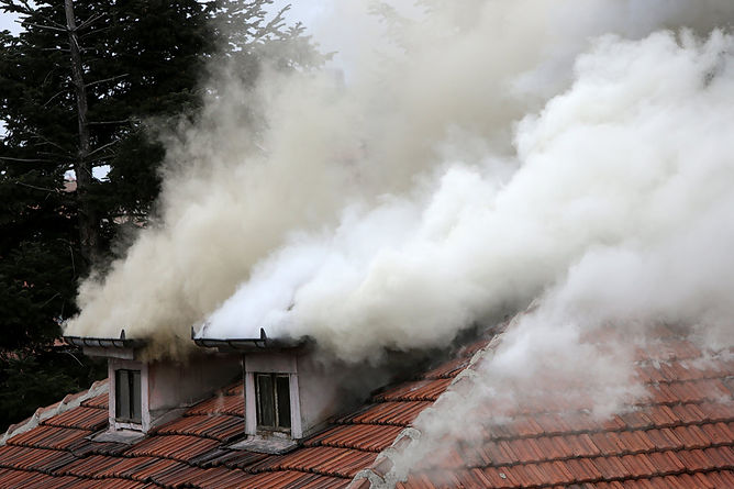 protecting your home against wildfires embers