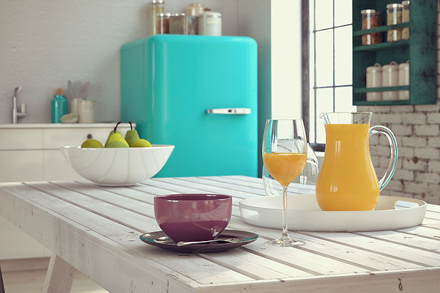 Add Color to Your Kitchen