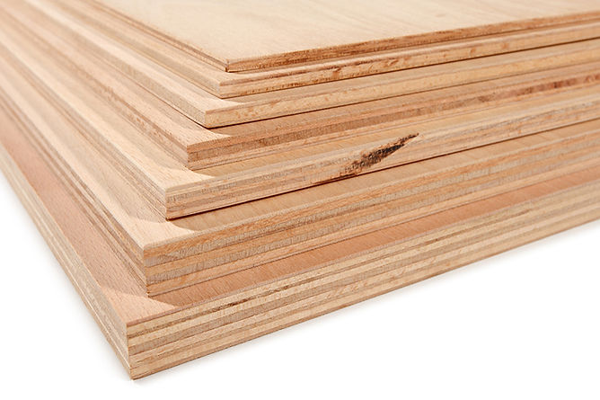 Water Damage Resistant Materials Plywood Pile