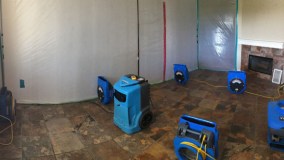 Water Damage Cleanup in Murrieta, CA