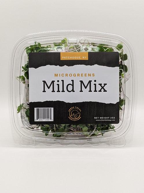 Mild Microgreen Mix