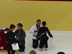 Black Belts