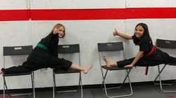 Flexibility in Taekwondo