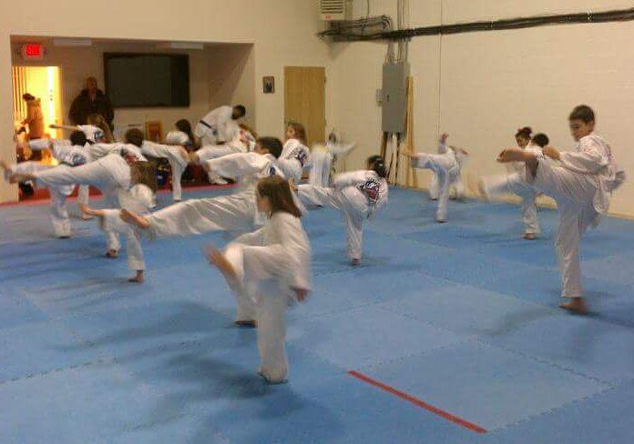 Taekwondo in Manassas