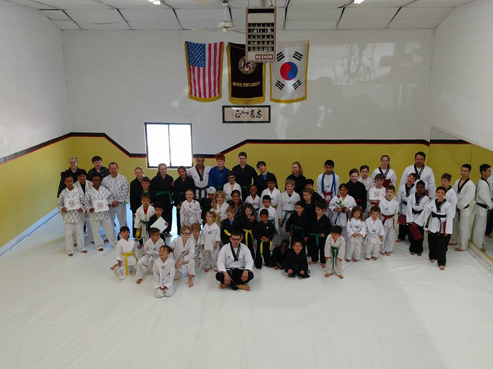 Belt Ceremony