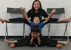 Fun times being Flexible in TKD