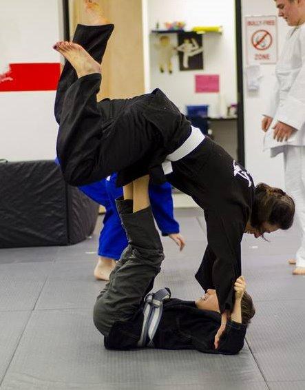 Yudo (Judo)/Jiu Jitsu Class