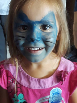 face painting, family fun, events