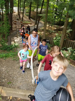 Hiking, Parks, Outdoors at Camp