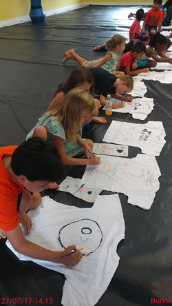 Arts & Crafts at Camp