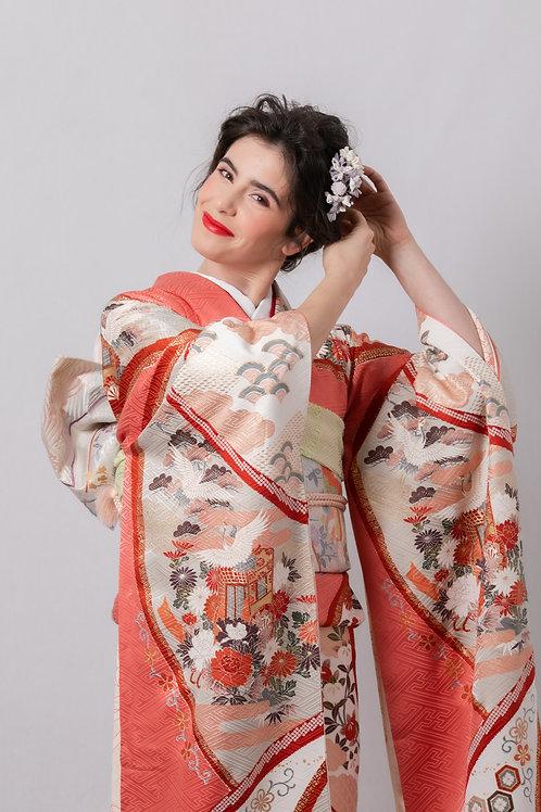 Seance Photo Sur Mesure en Kimono