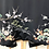 Thumbnail: Robe/Manteau Kimono Noir brodé