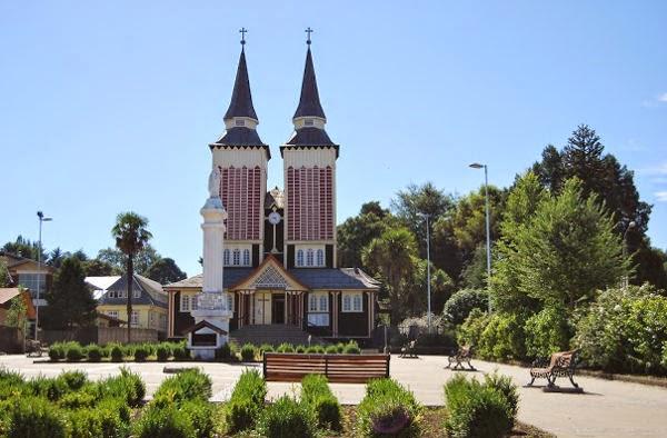 Iglesia Panguipulli