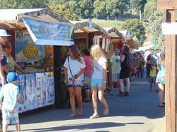 Feria costumbrista Panguipulli