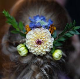 Hair Bouquet