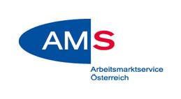Logo Ams Referenz für Sabine Stix