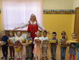 Международный День Хлеба