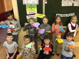 Мастер-классы по оригами