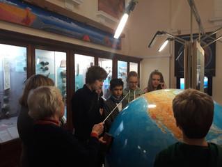 Экскурсия учащихся 6 класса в Государственный геологический музей им. В.И. Вернадского.