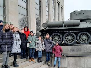 Экскурсия в Центральный музей Вооружённых сил
