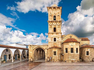 Осенние каникулы на Кипре