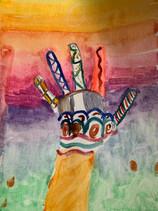 Уроки живописи и технологии в начальной школе онлайн
