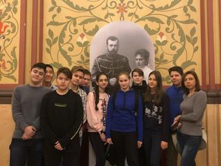 Экскурсия 8 класса в Государственный исторический музей