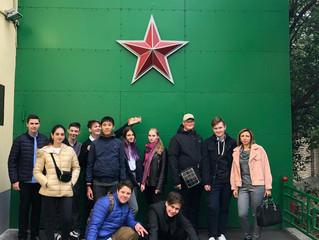Экскурсия в музей холодной войны. Бункер Сталина.