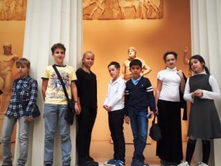 Экскурсия в музей им. Пушкина
