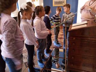 Экскурсия в Государственный музей Пушкина