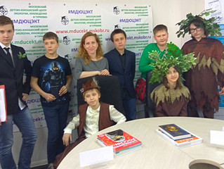 Победители городского фестиваля экологических инициатив школьников