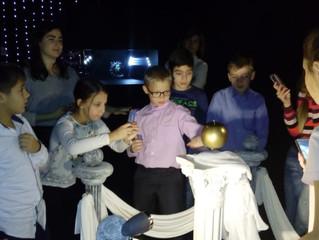 Экскурсия 5 класса в «Лабиринт Минотавра»