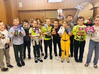 18 сентября в начальной школе состоялась традиционная Ярмарка.