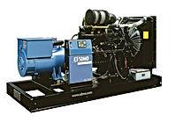 Planta eléctrica SDMOde 310KVA, Reconectables en diferentes voltajes, Motor diesel.