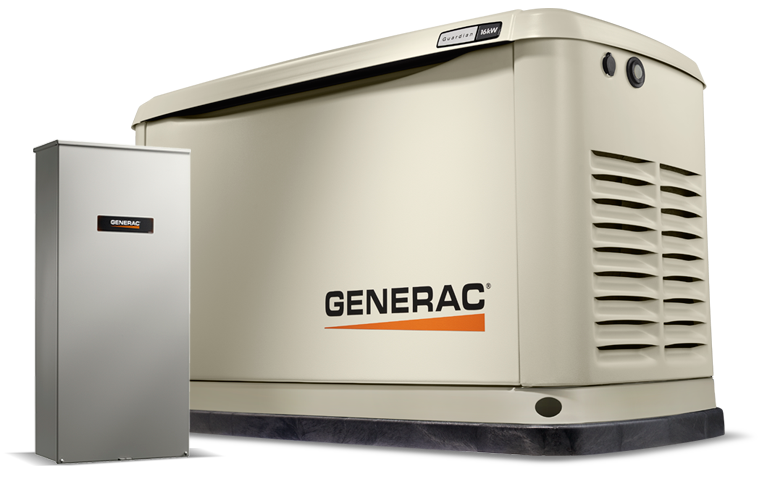 GENERADOR GUARDIAN 16KW A GAS
