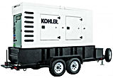Planta eléctrica KOLHERde 37.5KVA, Reconectables en diferentes voltajes, Motor diesel.
