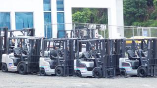 Montacargas Nissan & Unicarriers desde 1.5 a 5.5 Toneladas. Alquiler y Venta (nuevas o usadas).