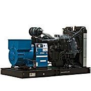 Planta eléctrica SDMOde 100KVA, Reconectables en diferentes voltajes, Motor diesel.